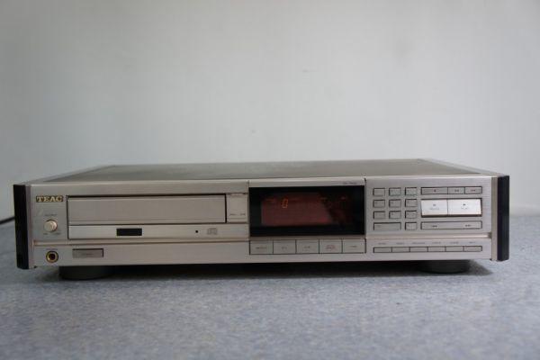 A122312G] TEAC CDプレーヤー ZD-7000 ジャンク