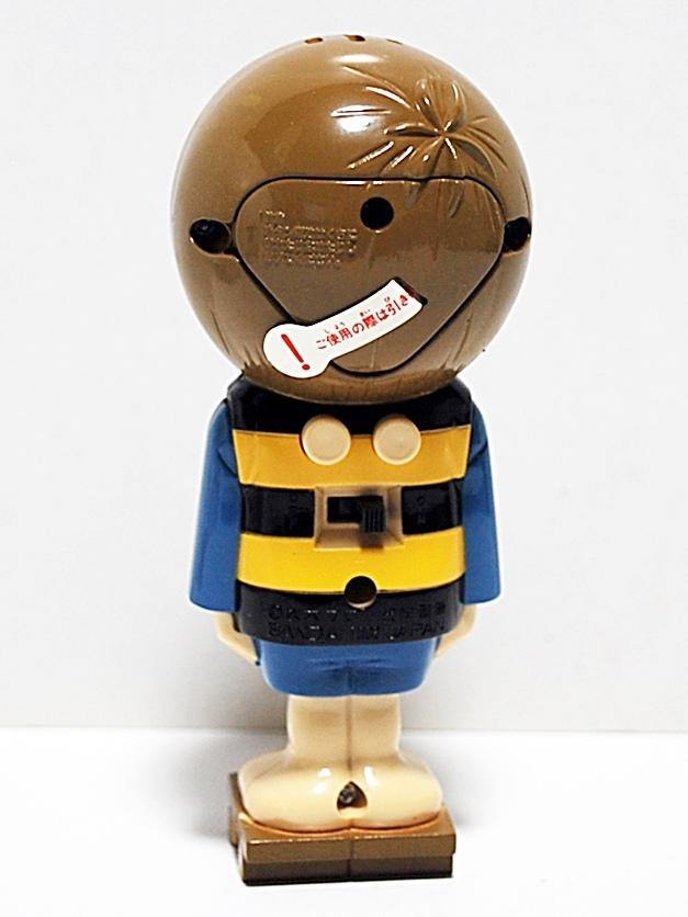 BANDAI 1986年■ゲゲゲの鬼太郎/ しゃべる鬼太郎 ■箱付未使用品 _画像7