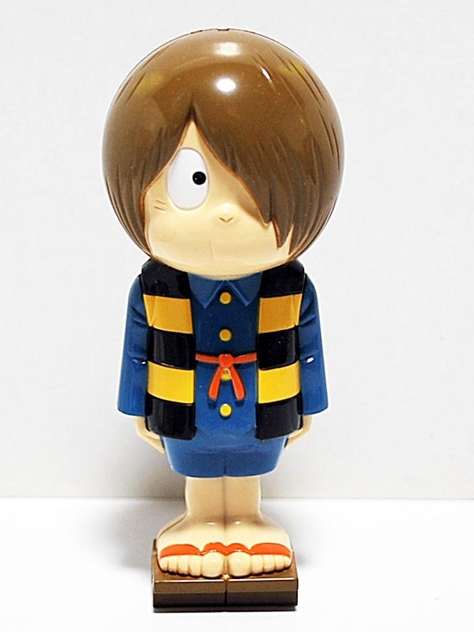 BANDAI 1986年■ゲゲゲの鬼太郎/ しゃべる鬼太郎 ■箱付未使用品 _画像6