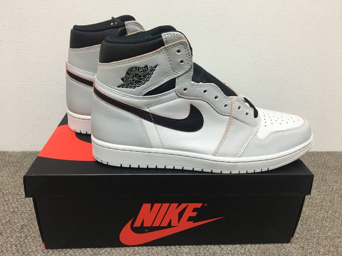 NIKE SB AIR JORDAN 1 HIGH OG DEFIANT NYC TO PARIS US11 29.0cm LIGHT BONE_画像2