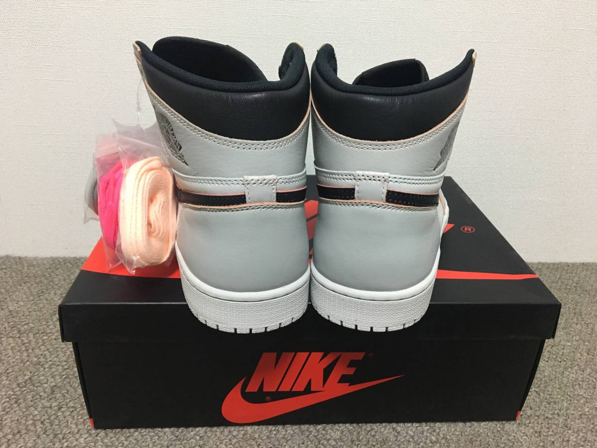 NIKE SB AIR JORDAN 1 HIGH OG DEFIANT NYC TO PARIS US11 29.0cm LIGHT BONE_画像3