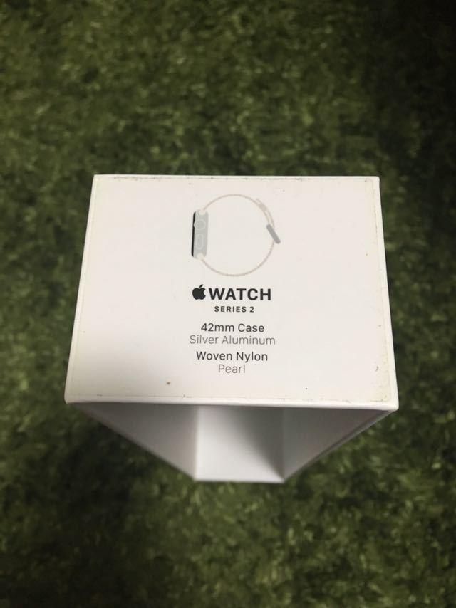 アップルアップルウォッチ Apple Watch Series 2 42mm_画像3