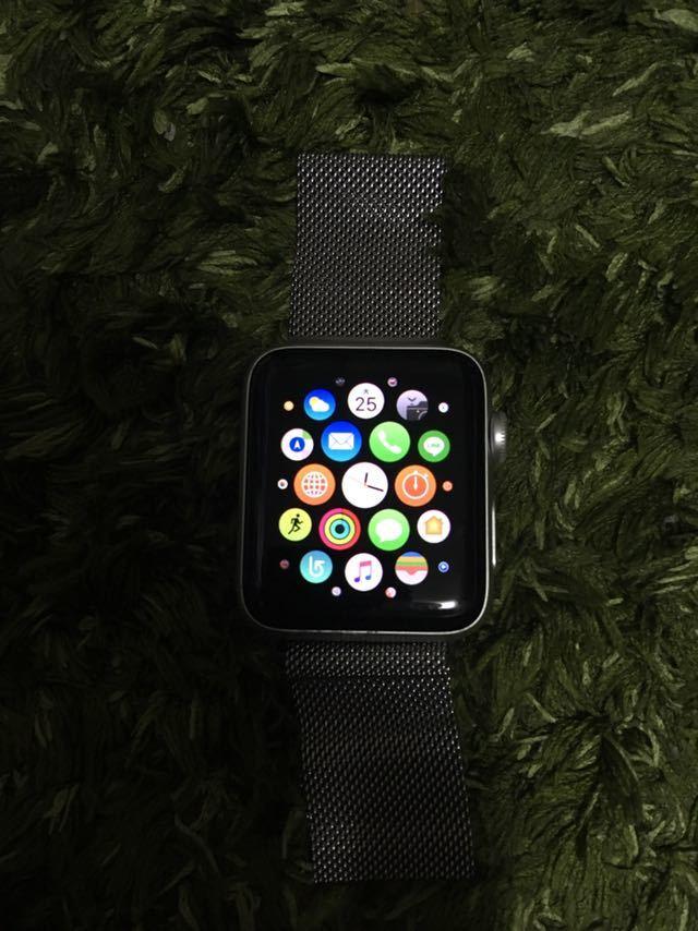 アップルアップルウォッチ Apple Watch Series 2 42mm_画像2