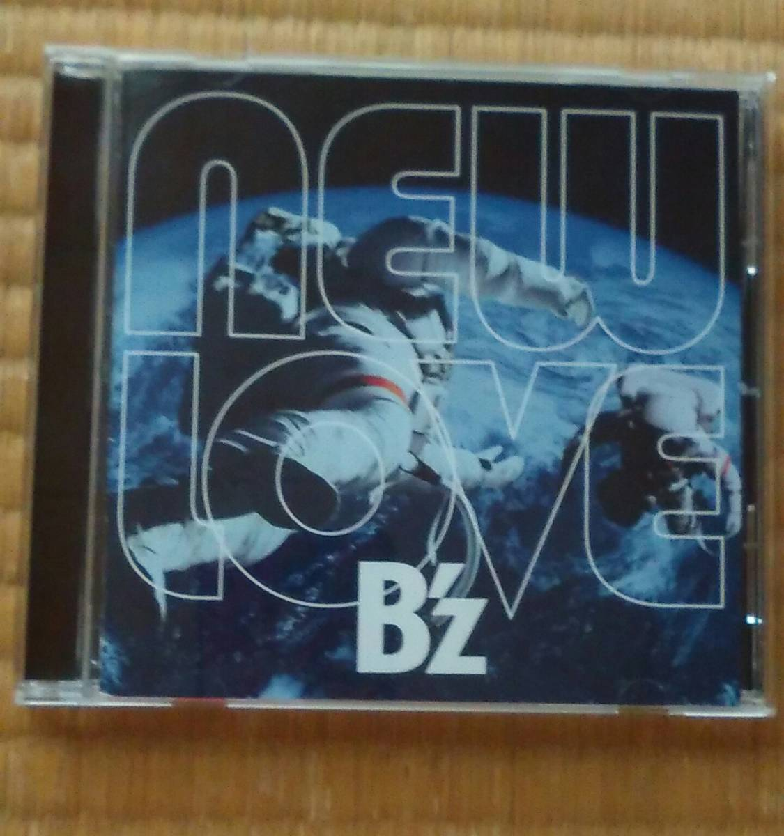 B'z CD NEW LOVE