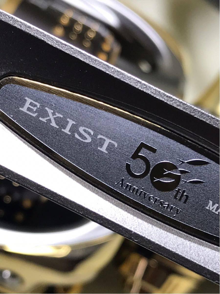 ダイワ DAIWA イグジスト EXIST 2506 50th エディション 50周年 超美品 !_画像6