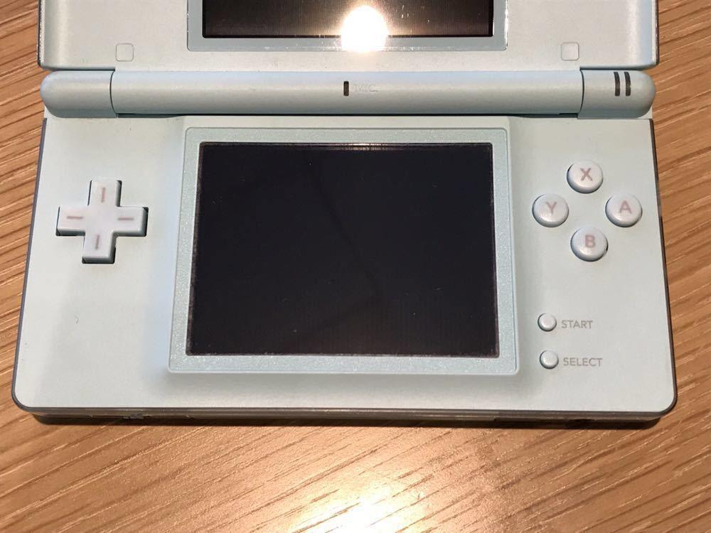 ニンテンドーDS Lite 本体 任天堂 DS Lite Nintendo DS Lite 充電器無し_画像5