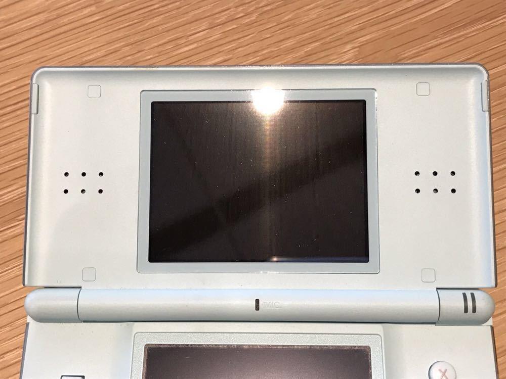 ニンテンドーDS Lite 本体 任天堂 DS Lite Nintendo DS Lite 充電器無し_画像4