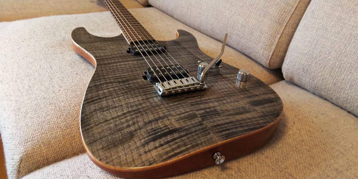 T's Guitars DST-DX 22fret 【USED】エレキギター)_画像3