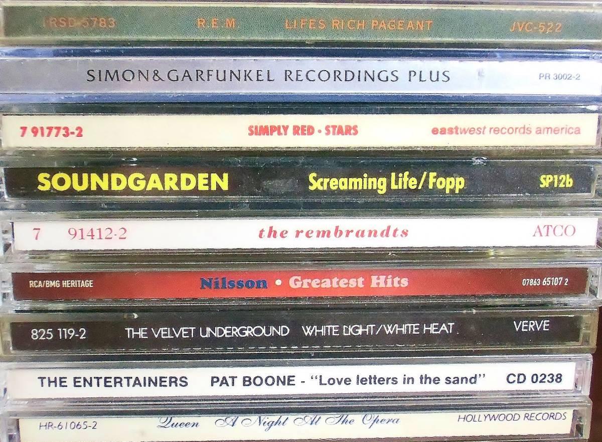 70s 80s Rock、Pops中心 CD100枚 セット タイトル詳細有 大量 AORなど_画像5