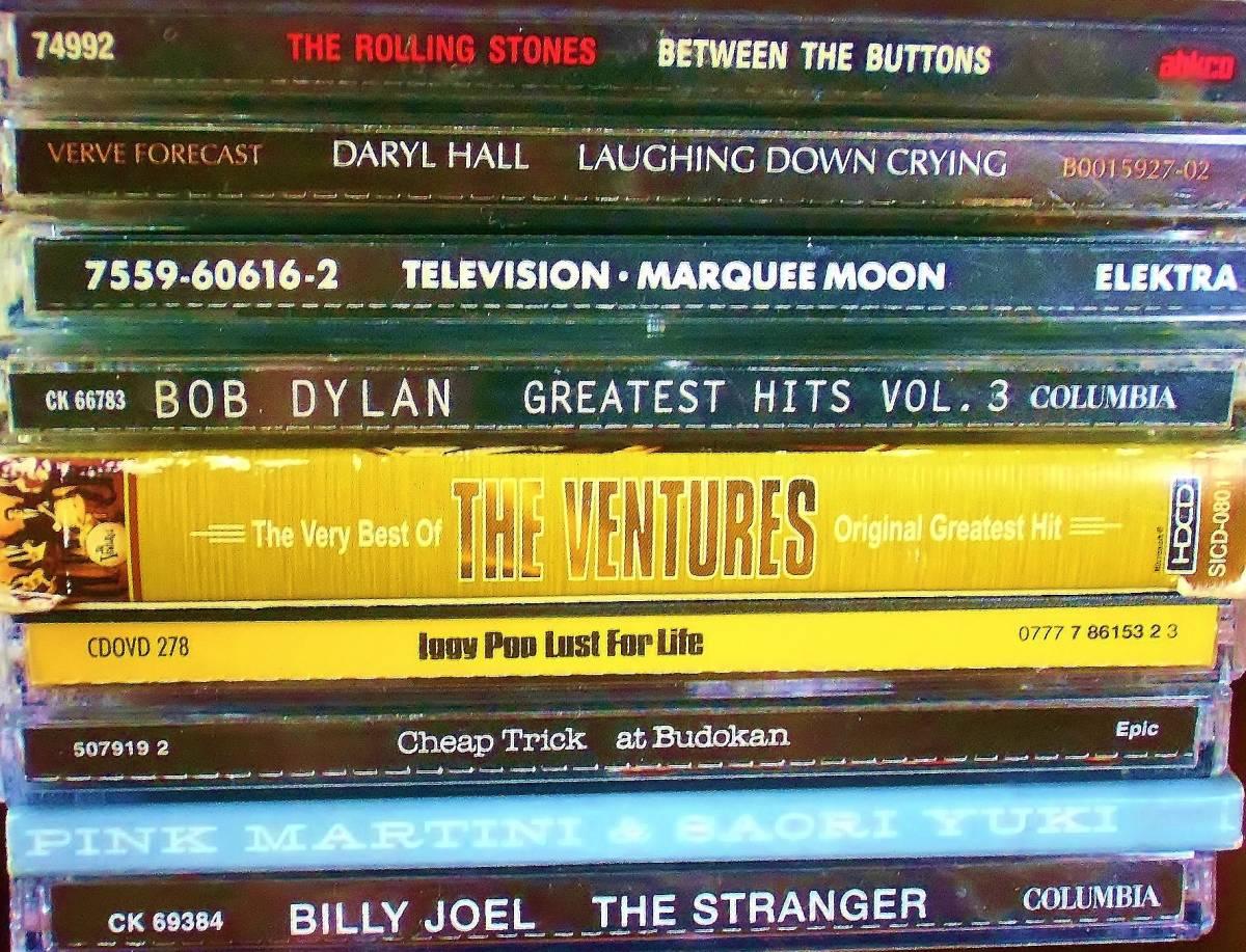 70s 80s Rock、Pops中心 CD100枚 セット タイトル詳細有 大量 AORなど_画像4