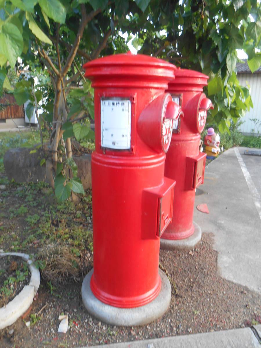 郵便ポスト 綺麗な郵便ポスト本物 鍵付き昭和レトロポスト ポスト  自宅までお運びいたします。_画像3