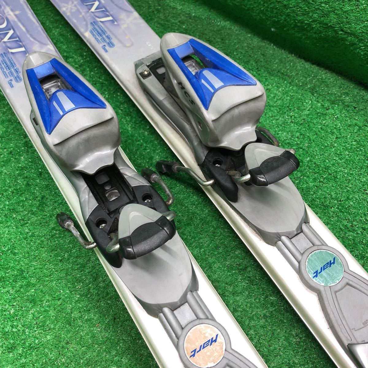 SKI-035 Hart ELMONT ハート エルモント 140cm ツインチップ ワンメやパイプもどうぞ_画像4