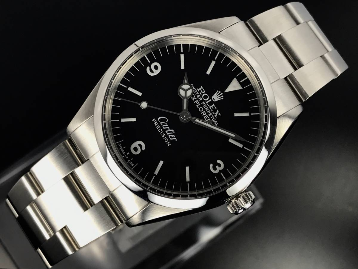 low priced 283d6 dfea0 代購代標第一品牌- 樂淘letao - ロレックスエクスプローラー5500 ...