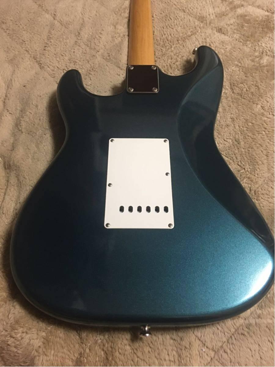 Moon ST-C Blue Turquoise カスタムオーダー_画像8
