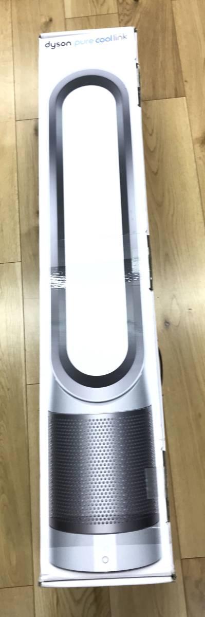未使用 ダイソン 空気清浄機能付 タワーファン dyson Pure Cool Link TP02WS