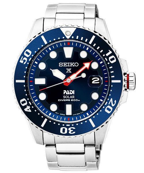 1円~セイコー SEIKO プロスペックス PROSPEX PADI パディコラボ ソーラー ダイバーズ メンズ 腕時計 限定モデル