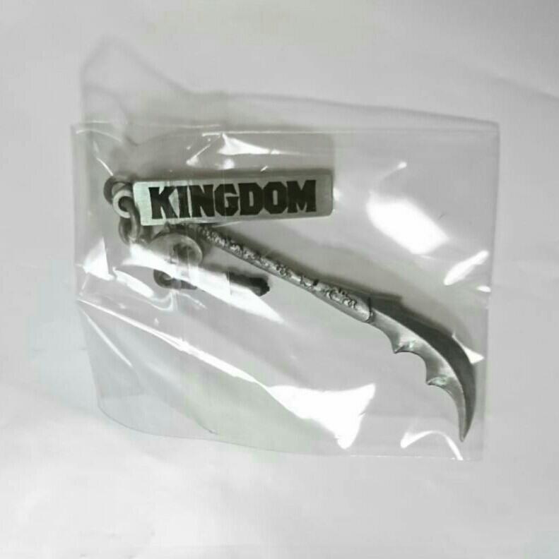 映画 KINGDOM キングダム チャームコレクション 王騎の矛 ②