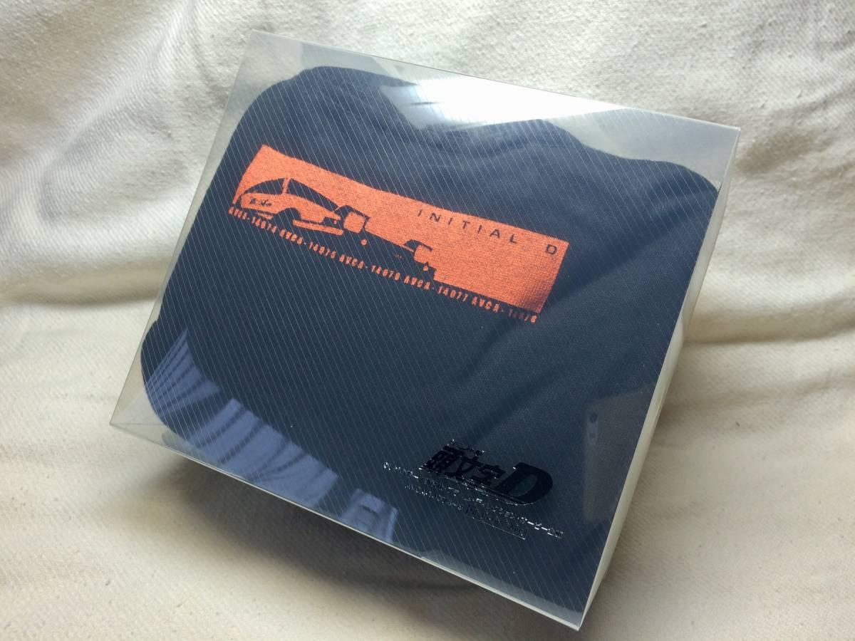 ☆初回限定盤 SUPER EUROBEAT PRESENTS INITIAL D MILLENNIUM BOX 頭文字 イニシャルD ミレニアムボックス/CD-BOXセット アルバム☆_画像4