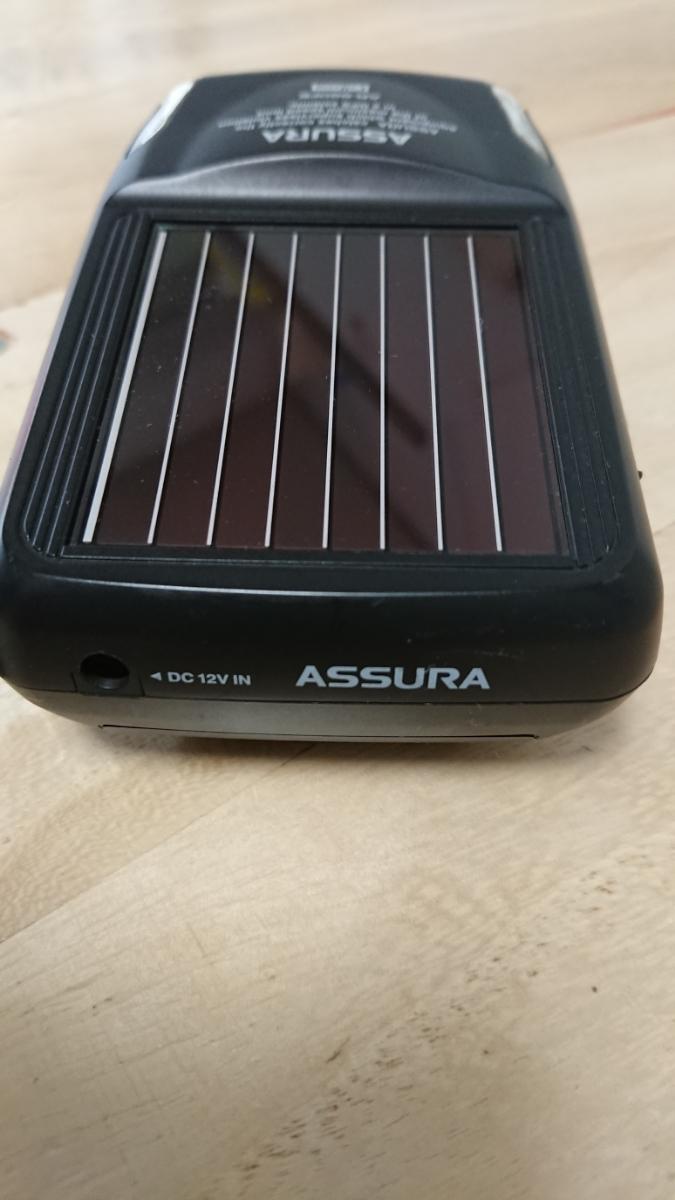 ASSURA AR-520 中古品 セルスター 本体 ベーススタンド _画像3