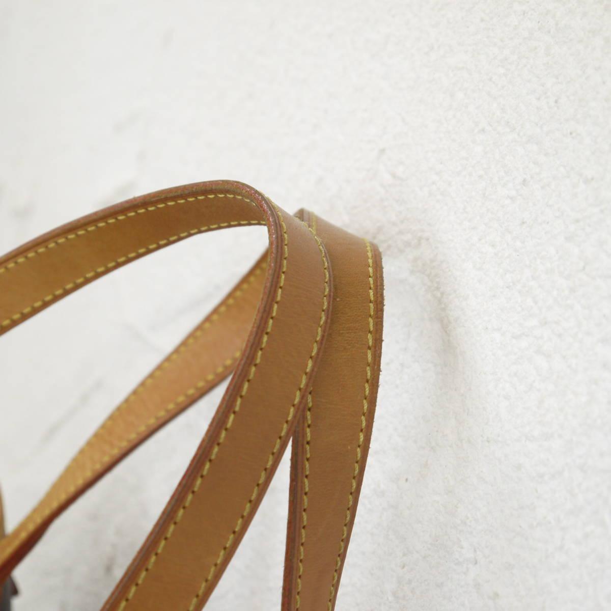 早い者勝ち!! LOUIS VUITTON ルイヴィトン モノグラム バティニョール オリゾンタル ショルダーバッグ トートバッグ M51154_画像6