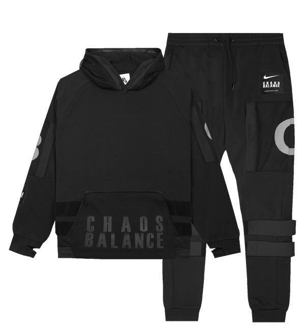 即決XLサイズNIKE×UNDERCOVER NRG Zn Track Suit セットアップ 19SS ナイキラボ NIKE lab デイブレイク CHAOS BALANCE正規アンダーカバー