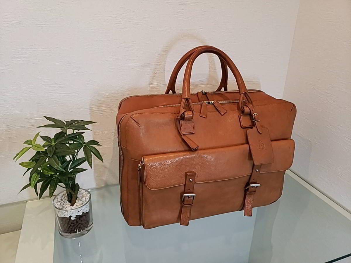 ダンヒル(DUNHILL)トラベルバッグ ボストンバッグ スーツケース