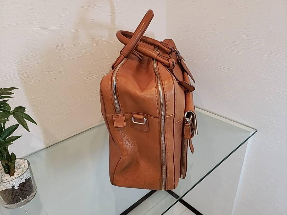 ダンヒル(DUNHILL)トラベルバッグ ボストンバッグ スーツケース_画像3