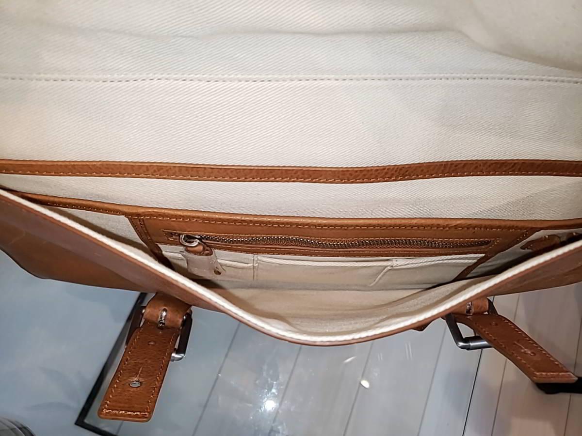 ダンヒル(DUNHILL)トラベルバッグ ボストンバッグ スーツケース_画像6