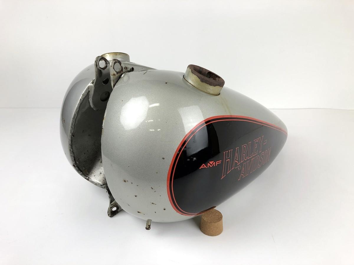 HD純正AMF 79FXS ローライダー ガスタンク オリジナルペイント USED/ハーレーショベル/オリペン_画像3
