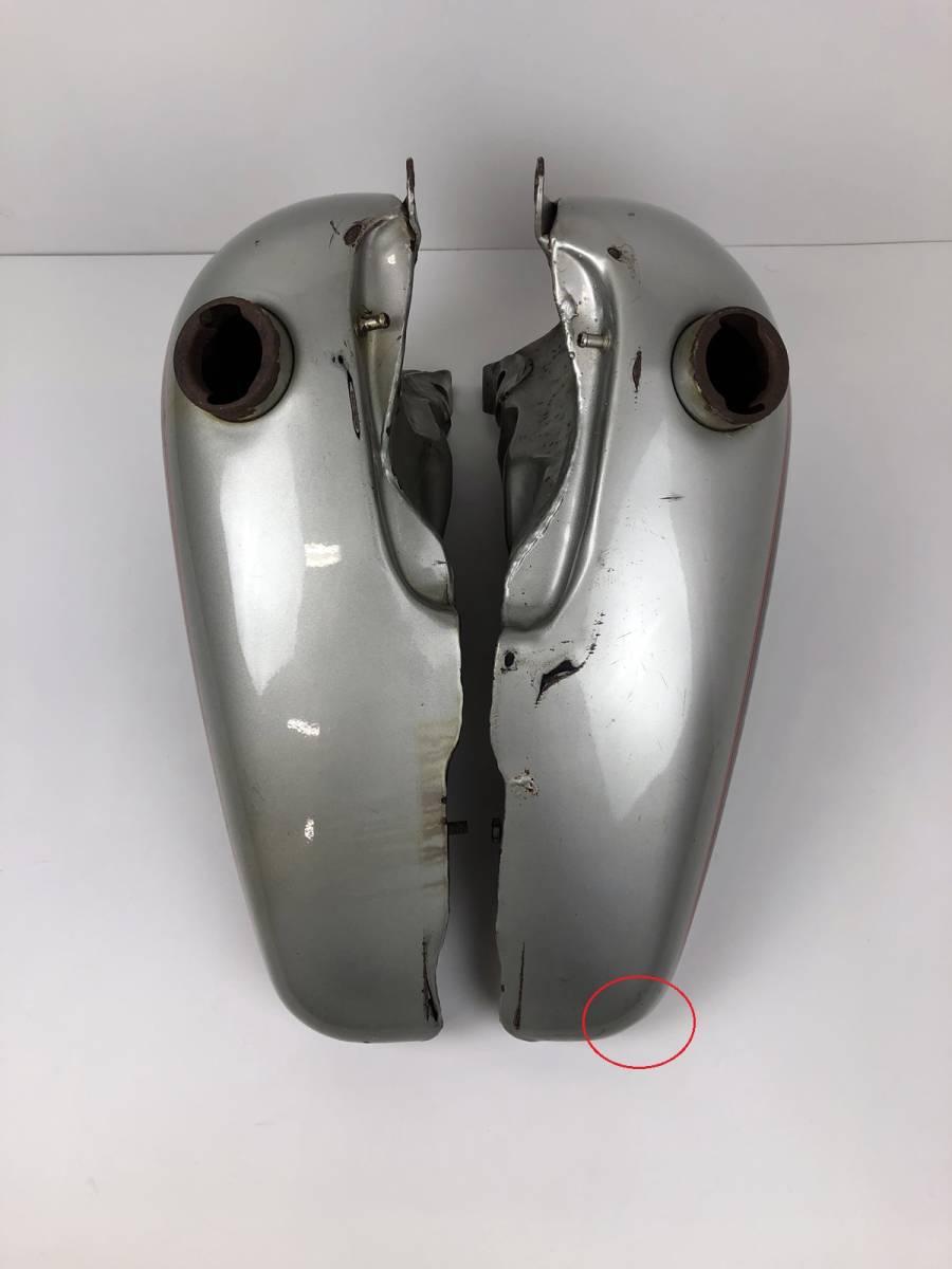 HD純正AMF 79FXS ローライダー ガスタンク オリジナルペイント USED/ハーレーショベル/オリペン_画像5