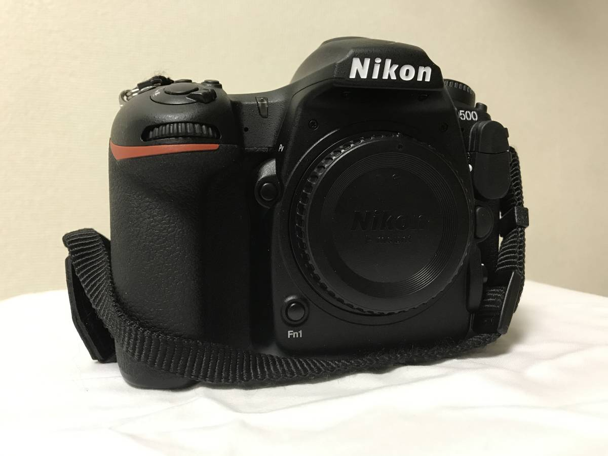NIKON D500 本体+ソニーXQDカード64GB バッテリー×2おまけ ニコン_画像2