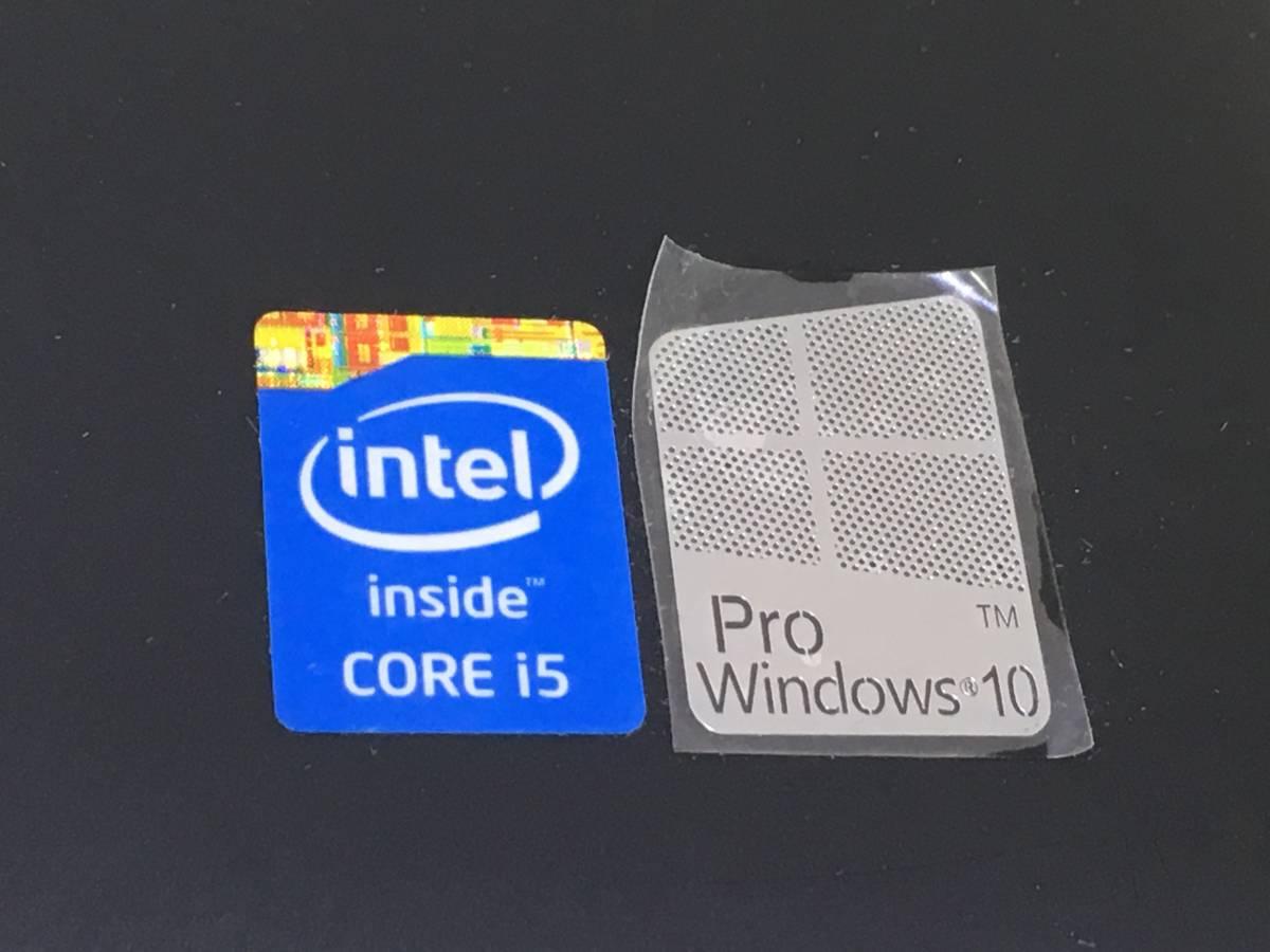 【h-001 動作未確認】 デル T07G タブレット トランセンド/TS256GMTS600/SSD/256GB i5 【格安発送!! クリックポスト(送料=185円)】_画像6
