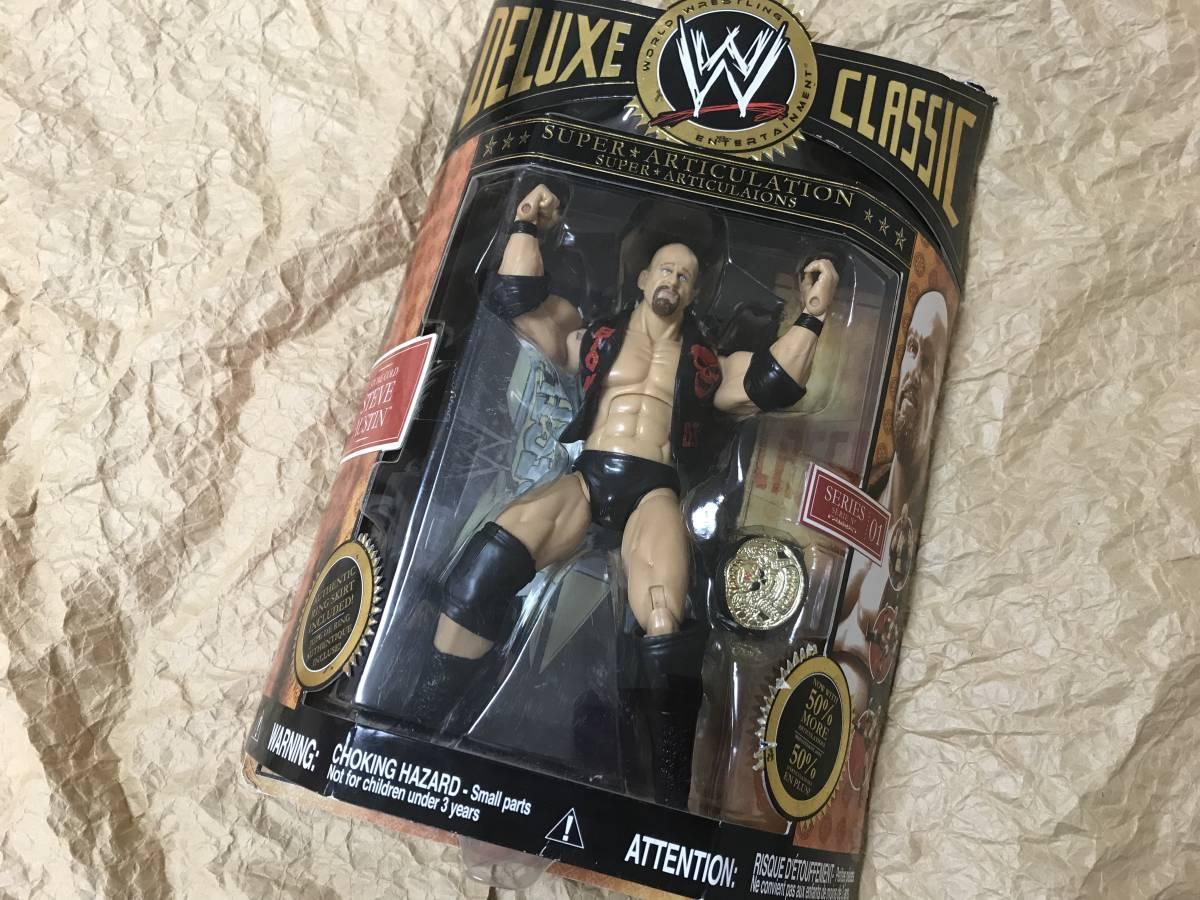 ジャックス社 ストーンコールド・スティーブオースチン WWE クラシック DAシリーズ_画像1