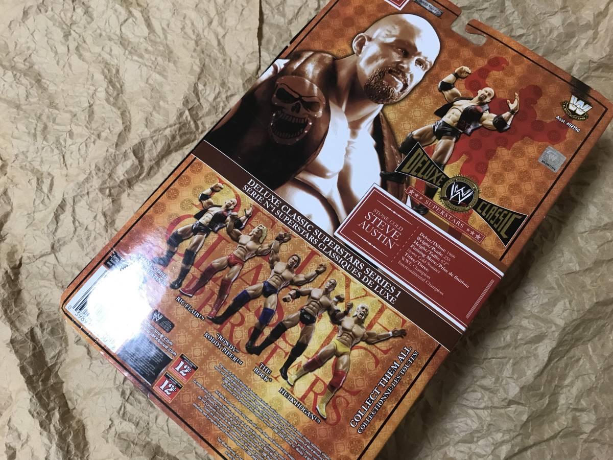 ジャックス社 ストーンコールド・スティーブオースチン WWE クラシック DAシリーズ_画像3