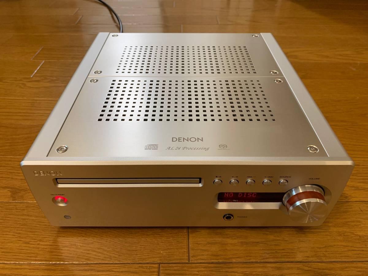 RCD-CX1 DENON 中古極美品 元箱あり