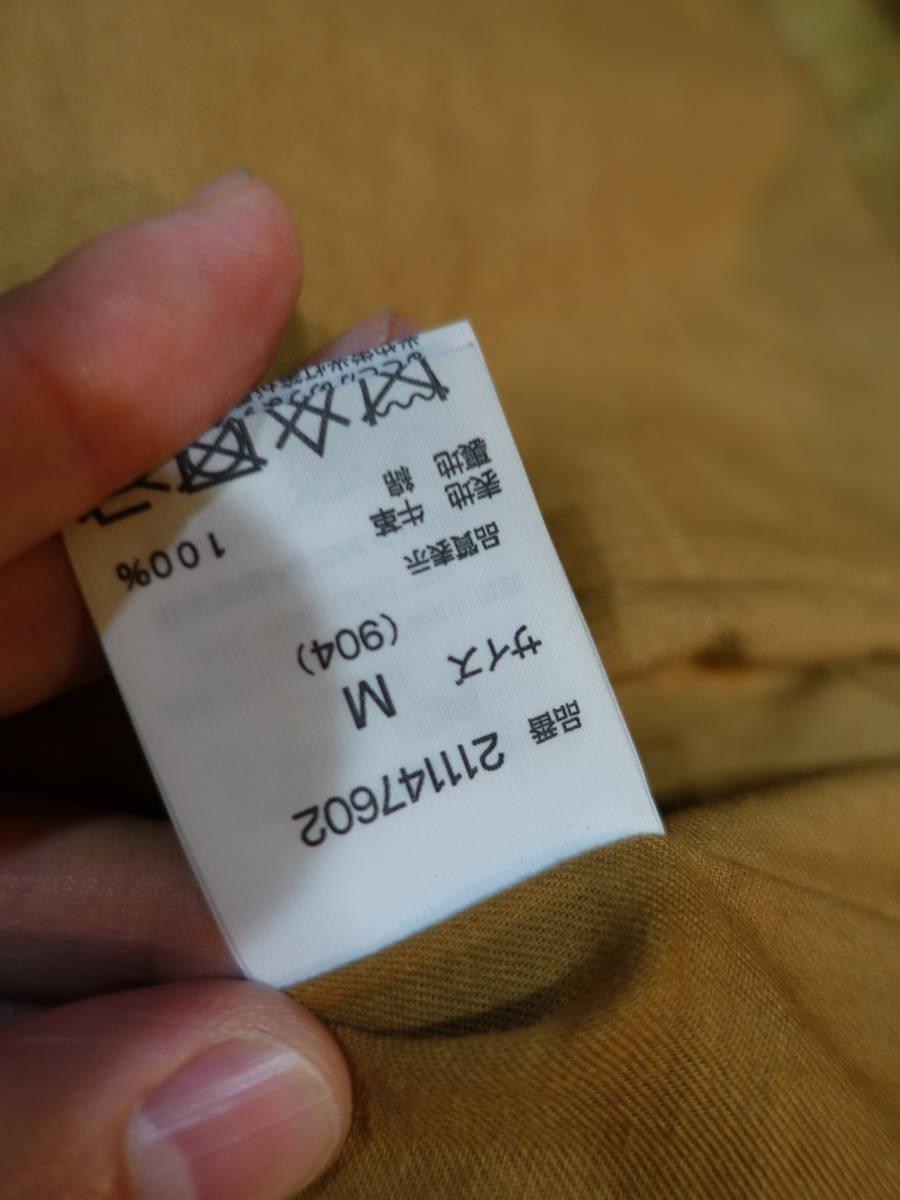 ラグスマックレガー スエード レザー ジャケット サイズM 定価145000円+消費税 6005_画像6