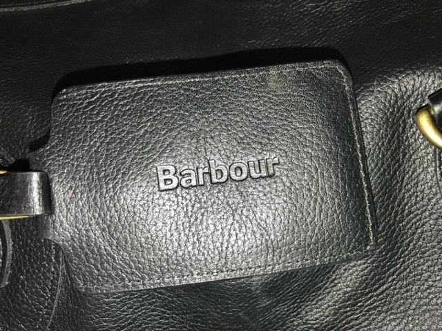 高級 Barbour バブアー 本革 オールレザー レザーバッグ チェック ショルダーバッグ ビジネスバッグ イギリス 英国王室愛用 革 レザー_画像8