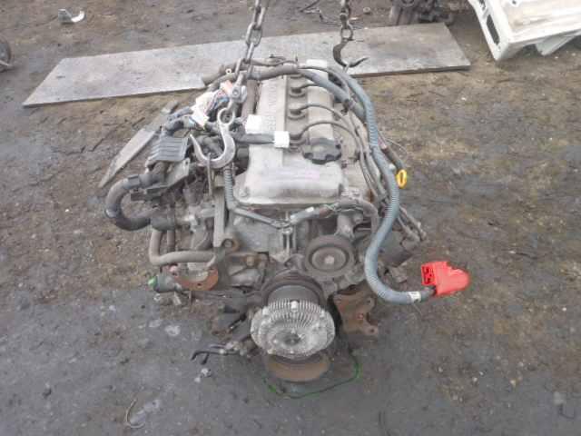 CQGE25 日産 キャラバン KA24DE エンジン 本体 10102-VW050 300745JJ_画像1