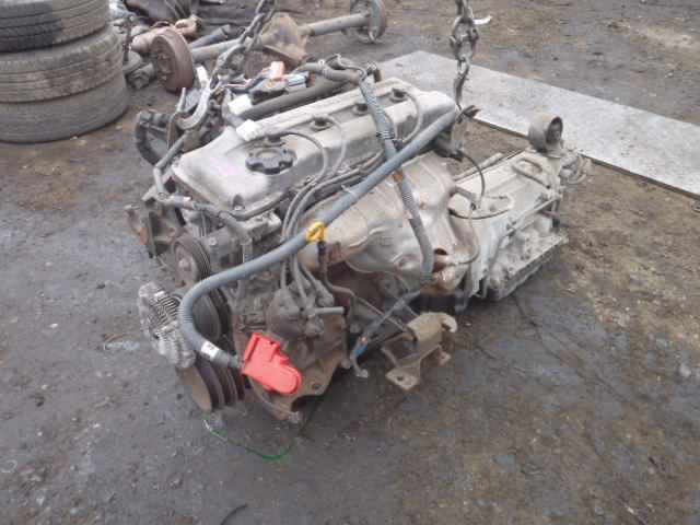 CQGE25 日産 キャラバン KA24DE エンジン 本体 10102-VW050 300745JJ_画像3