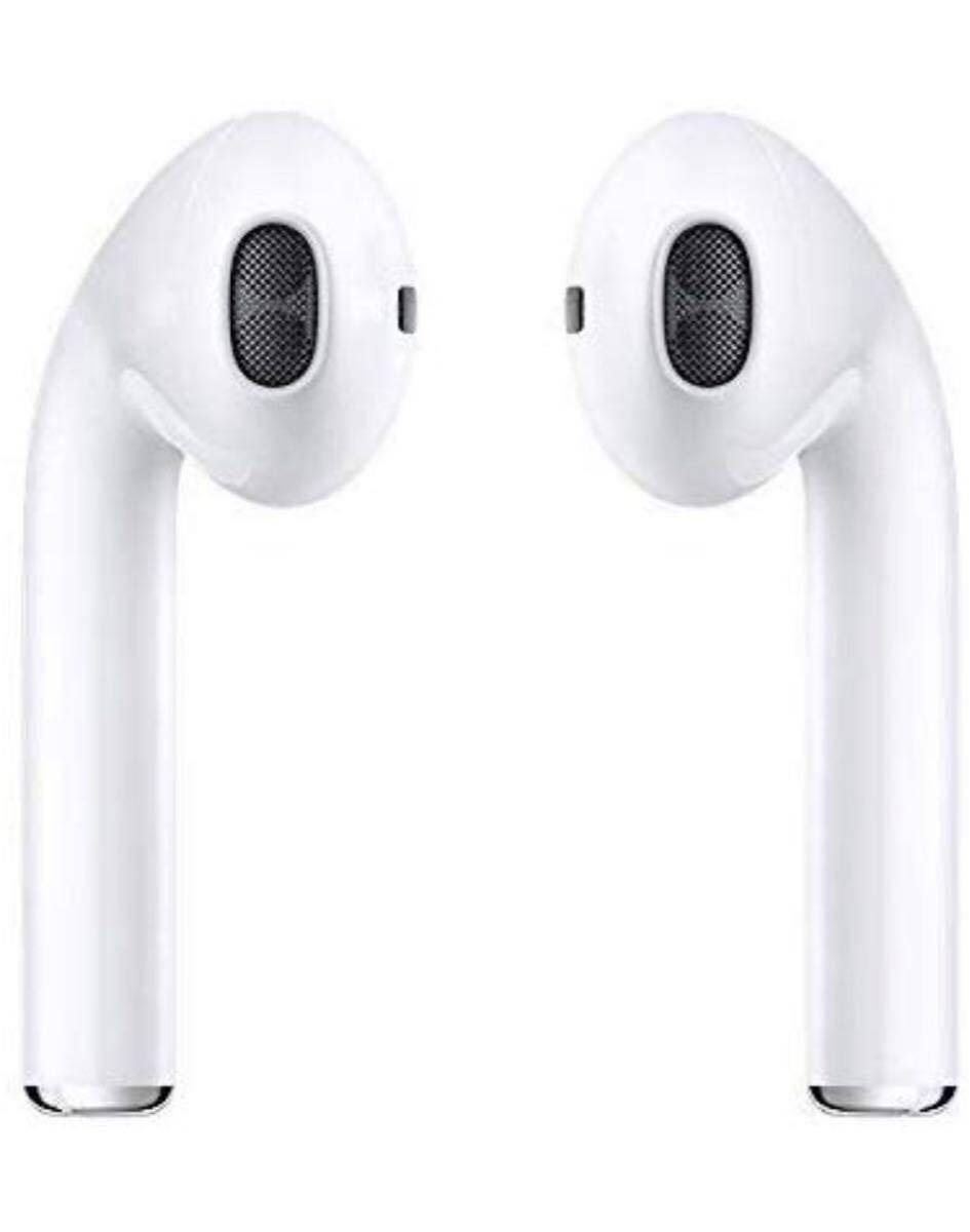 1円出品!【最新 Bluetooth5.0】ワイヤレスイヤホン ブルートゥース高音質 自動で接続ペアリング両耳通話 5時間連続音楽再生可能_画像2