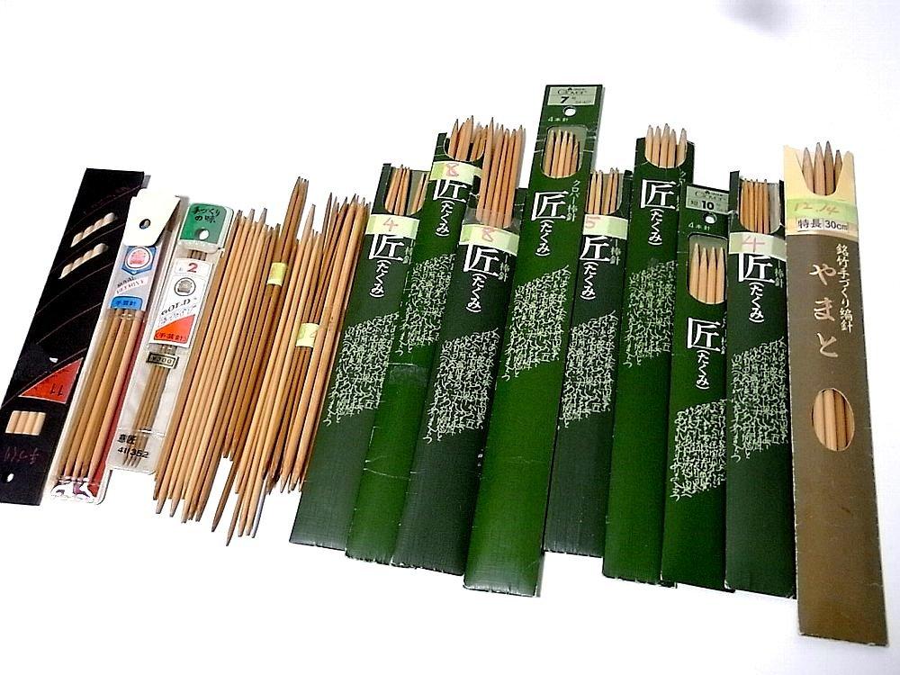 ◆編み物に!クロバー他・棒針&かぎ針・他色々・セット! _画像3