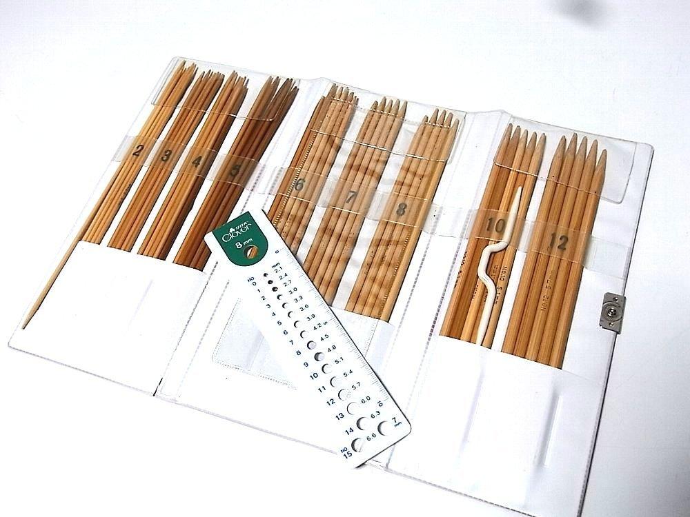 ◆編み物に!クロバー他・棒針&かぎ針・他色々・セット! _画像4