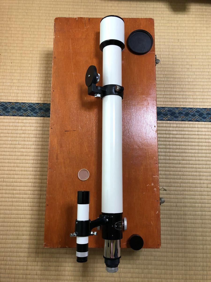 タカハシ 高橋 TS式50㎜ 屈折赤道儀 セット