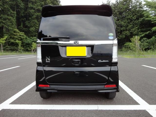 ワンオーナー車 H25年式 N-BOX カスタムSSパッケージ ・ 両側パワスラ・ナビ・フルセグTV・バックカメラ・ETC 車検R2年8月まで_画像6