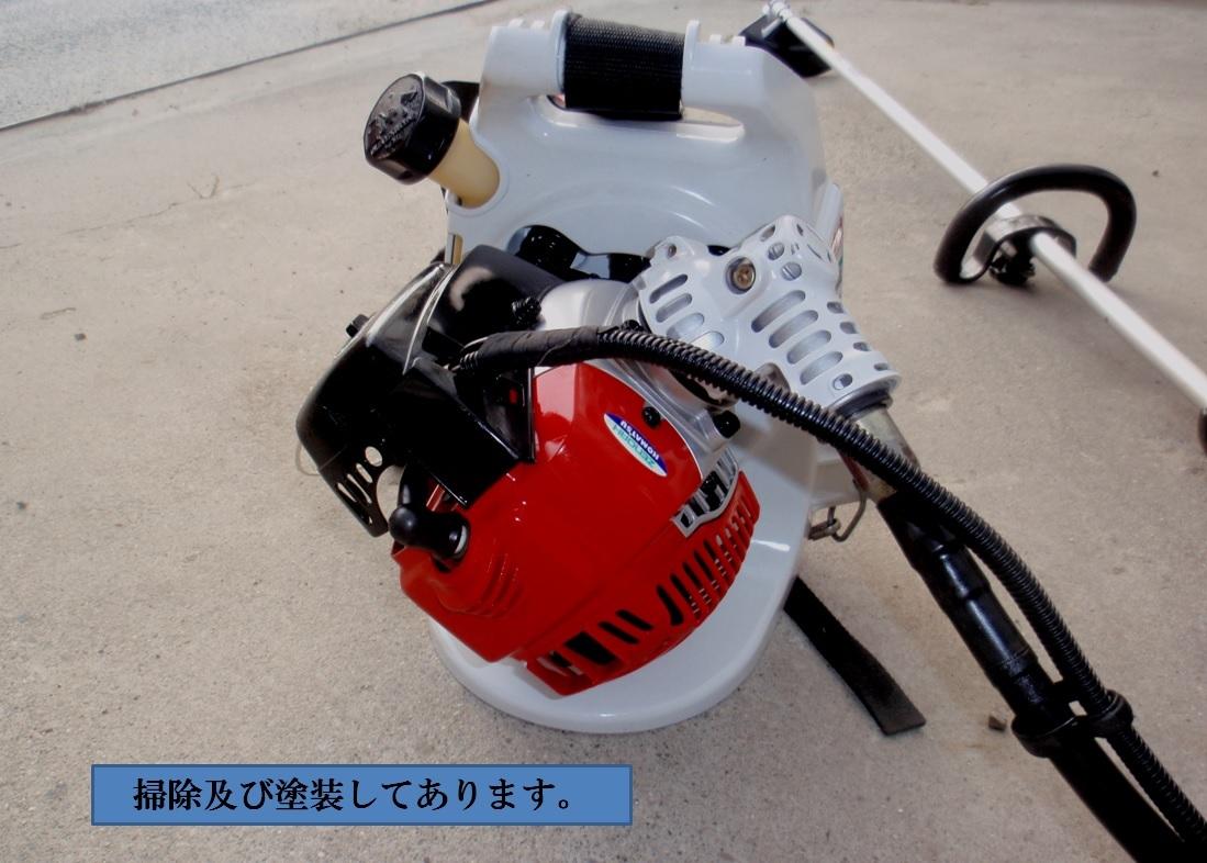美品 ゼノア製 くるくるカッター(BK2650EZ)_画像4