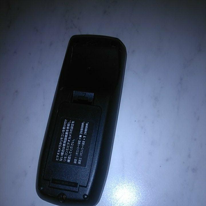 Canon WIRELESS CONTROLLER WL-D71 キヤノン デジタルビデオカメラ PV1用コントローラー_画像2