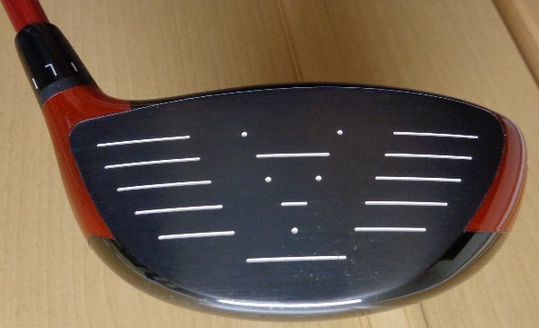 【即決】レフティ左:ヨネックスEZONE XPドライバー10.5°(EX300J-SRシャフト)中古美品_画像4