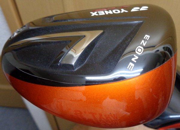 【即決】レフティ左:ヨネックスEZONE XPドライバー10.5°(EX300J-SRシャフト)中古美品_画像5
