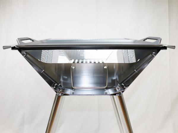 ユニフレーム UFタフグリル SUS-600 対応 グリルプレート 板厚9.0mm UN90-19_画像6