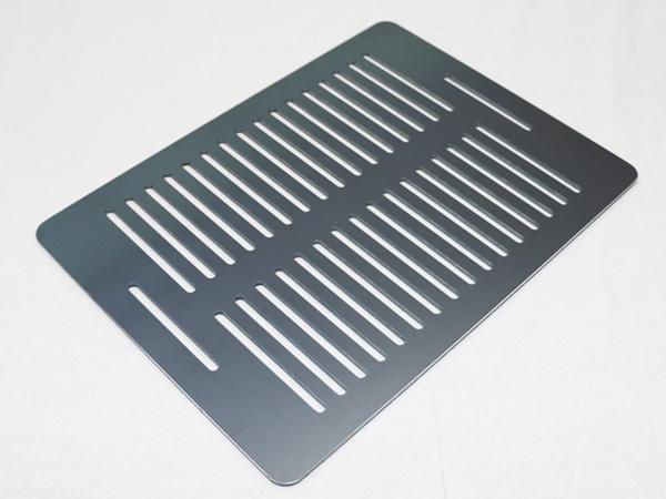 ユニフレーム UFタフグリル SUS-600 対応 グリルプレート 板厚4.5mm UN45-21_画像2